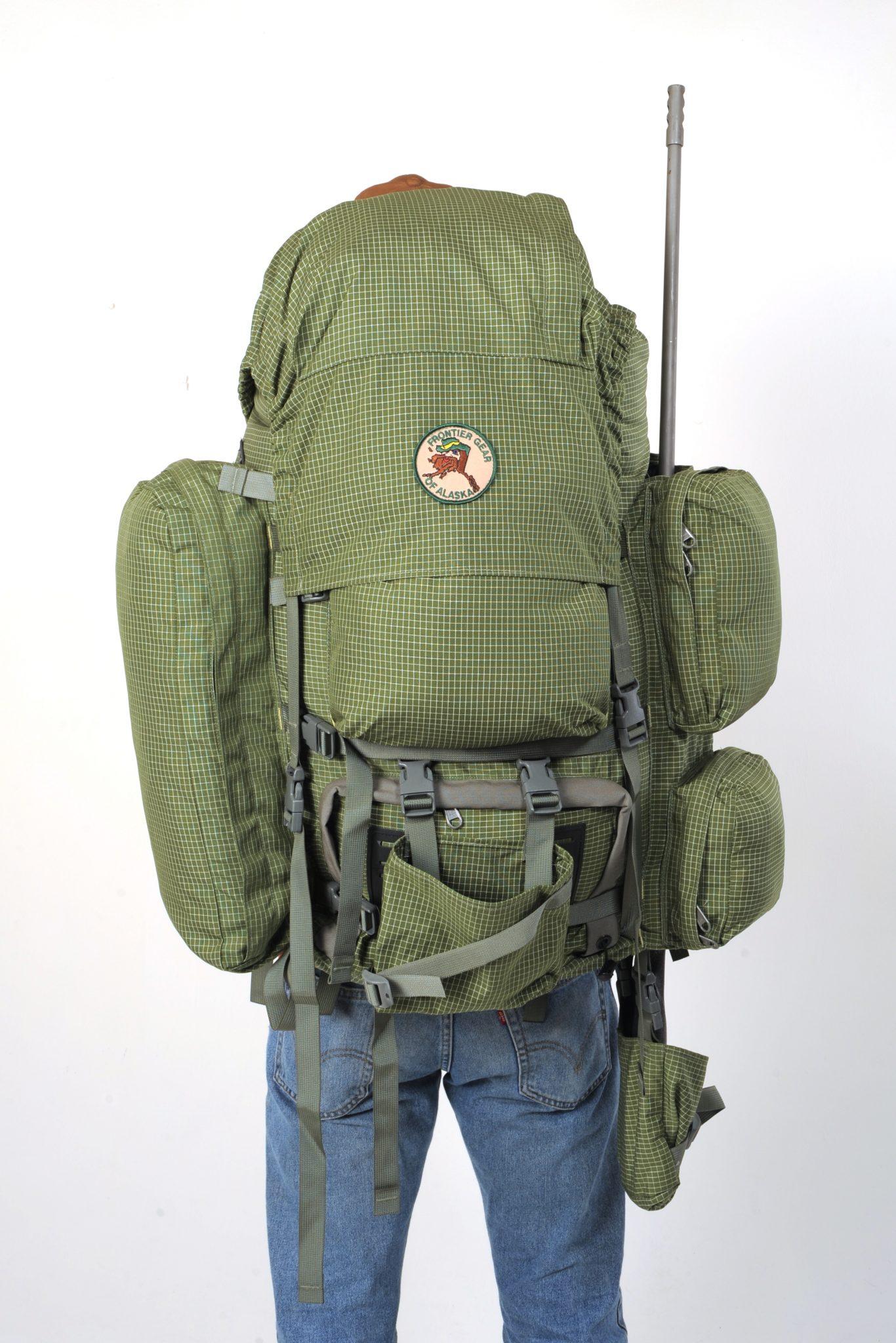 Frontier Gear Of Alaska Hunter Pack Bag Only Barneys