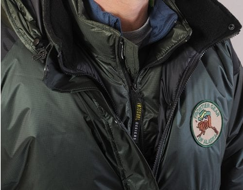 Brooks Range Jacket with Layered Super Cub Jacket
