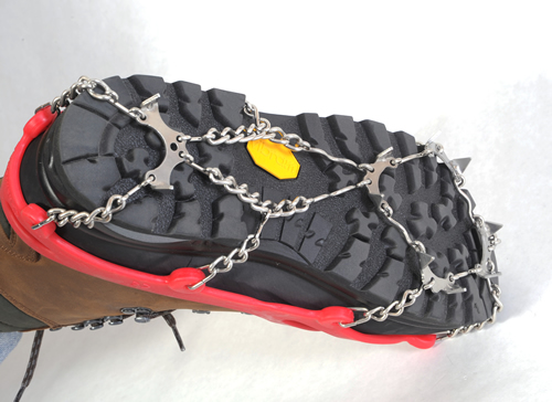 Kahtoola MICROspikes Pocket Traction System-200