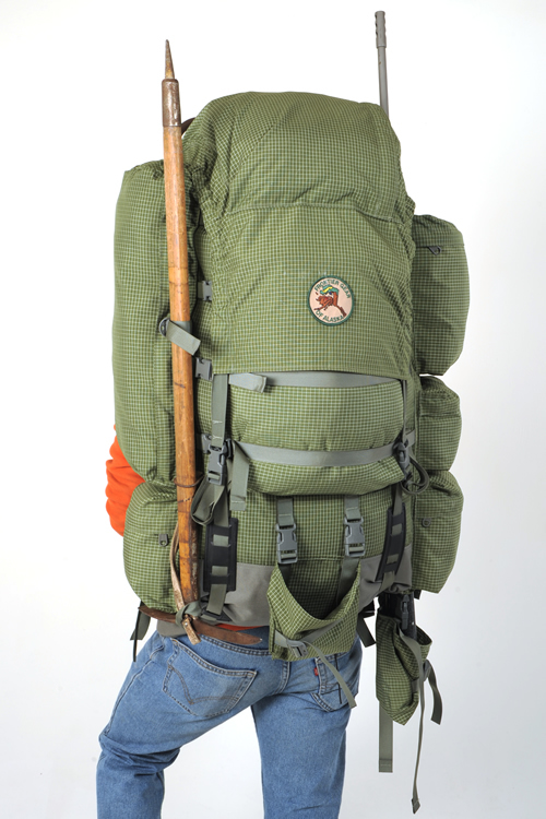 Frontier Gear Of Alaska Pinnacle Pack Bag Only Barneys Sports Chalet