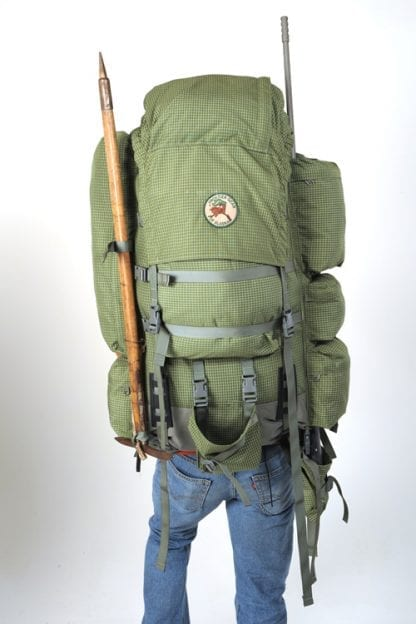 Fully Loaded Pinnacle Bag 7800 Cubic Inches