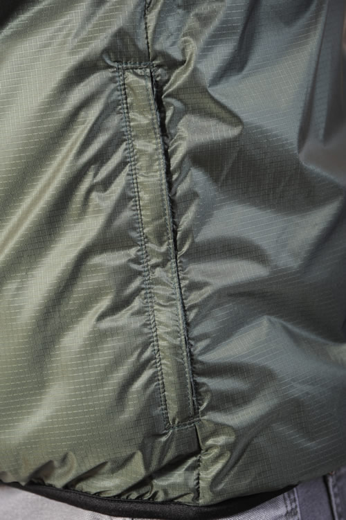 Zippered Waist Pocket