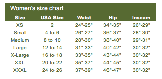 Minus 33 Womens Midweight Bottoms-937