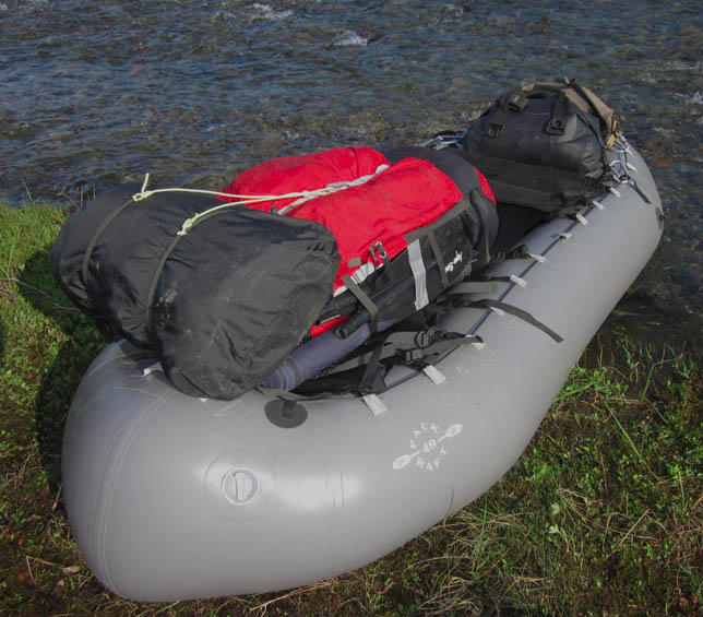 Pristine Ventures Pack Raft 49-1174