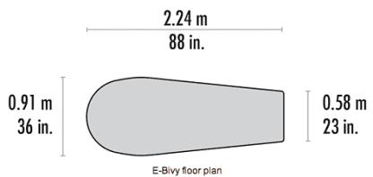 MSR E-Bivy-1222