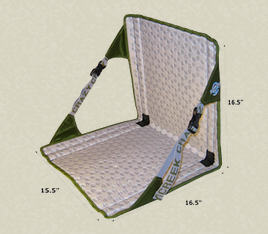Crazy Creek Hex 2.0 Glassing Chair-1281