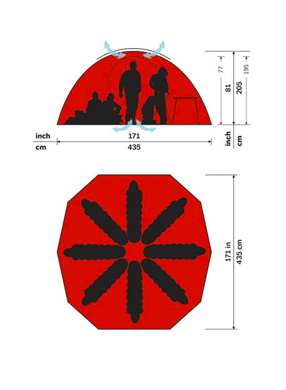 Hilleberg Atlas-1335