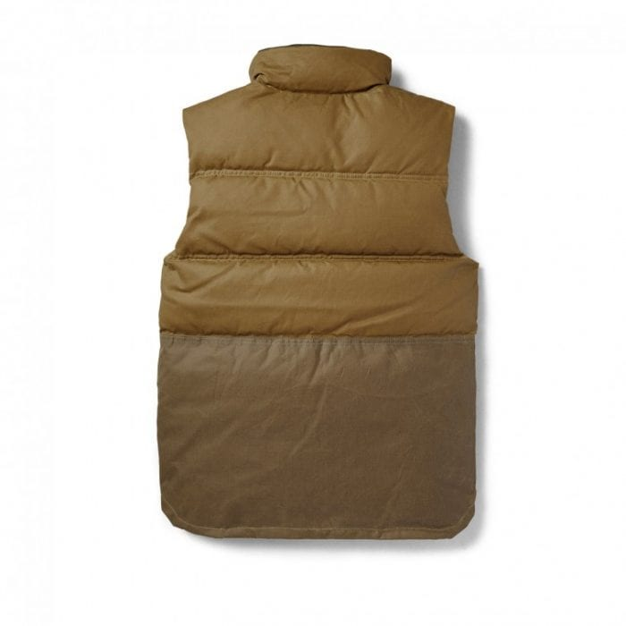 Filson Down Cruiser Vest-0