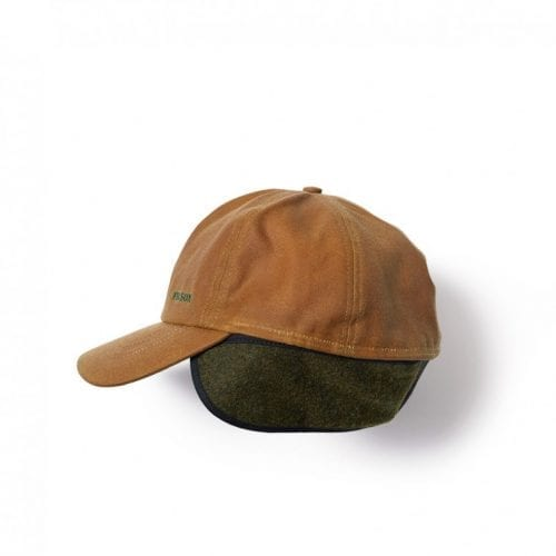 Filson Insulated Tin Cloth Cap-0