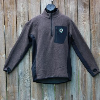 Wooly Mammoth Pullover - Brown